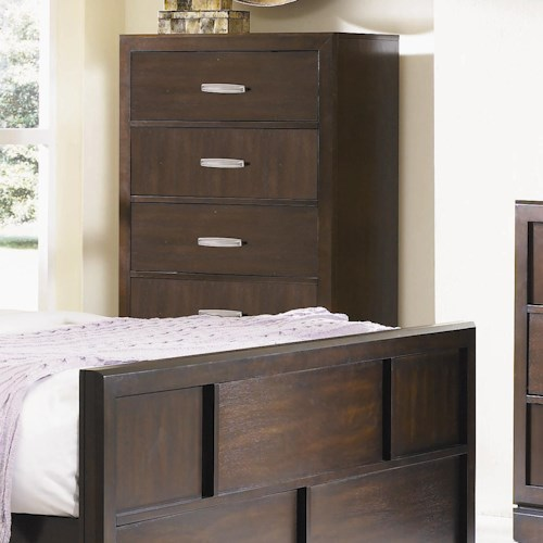 Najarian Key West Multi-Drawer Chest
