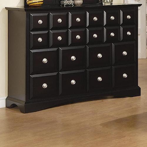 Najarian Palazzo Eight-Drawer Dresser
