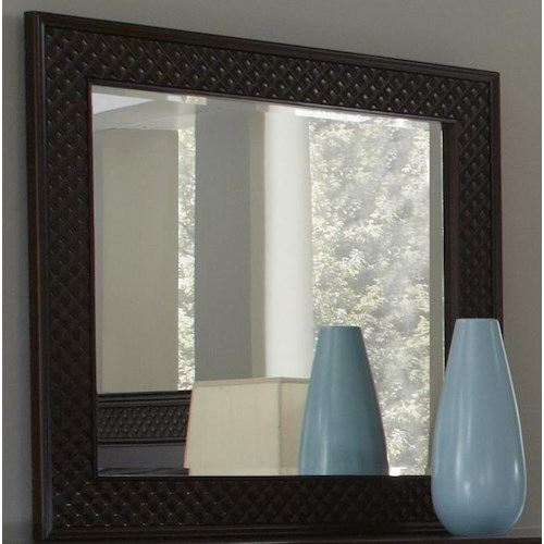 Najarian Sonoma Landscape Mirror with Beveled Glass