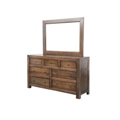Warehouse M Verone Dresser & Mirror