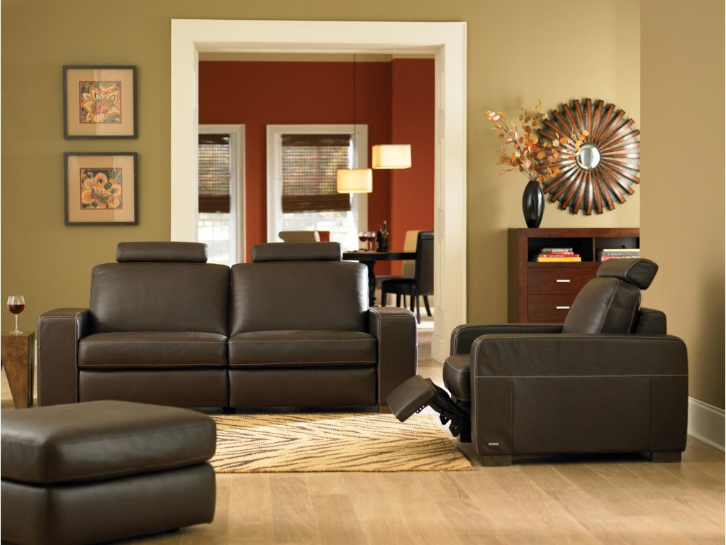 Shown With Coordinating Reclining Sofa