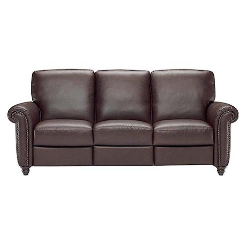 Natuzzi Editions B557 Stationary Sofa