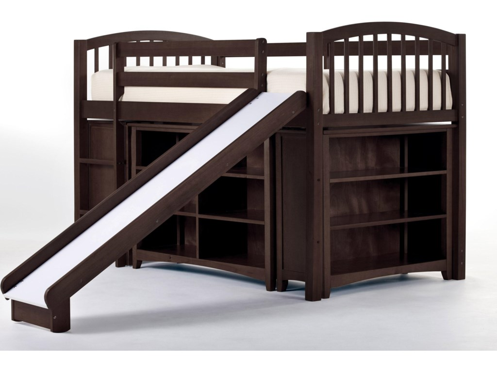 Shown with Horizontal Bookcase, Short Vertical Bookcase