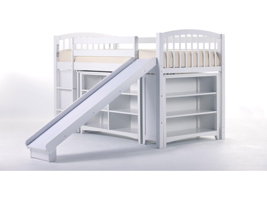 Shown with Vertical and Horizontal Bookcases