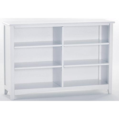 NE Kids School House Horizontal Book Case w/ Adjustable Shelves