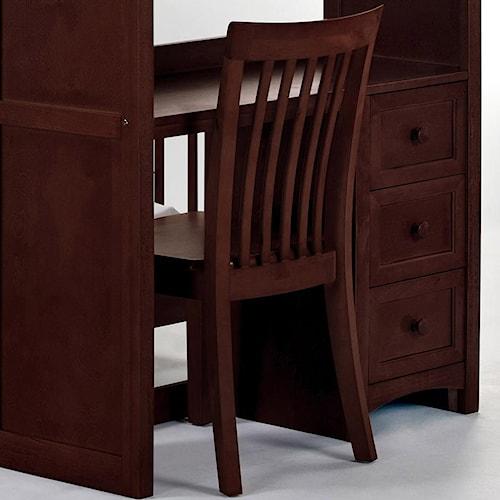 NE Kids School House Child's Desk Chair