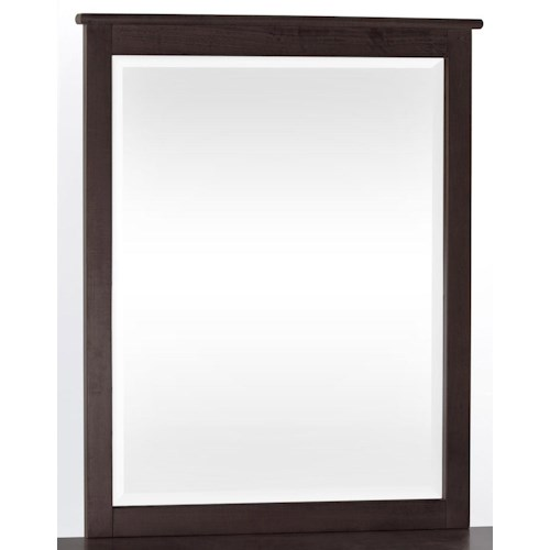 NE Kids School House Vertical Dresser Mirror