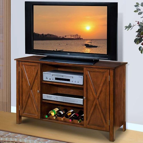 New Classic Aspen Entertainment Console