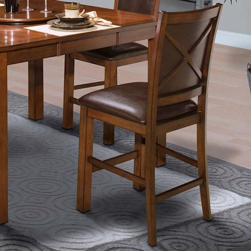 New Classic Aspen Counter Dining Chairs