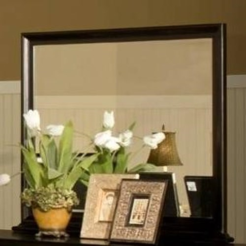 New Classic Belle Rose Landscape Dresser Mirror