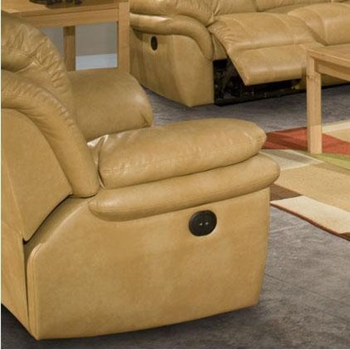 New Classic Cabo  Reclining Pillow Arm Chair