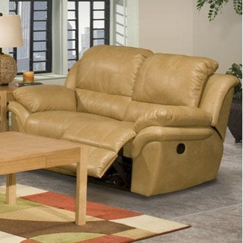 New Classic Cabo  Dual Reclining Pillow Arm Loveseat