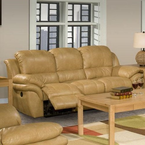 New Classic Cabo  Dual Reclining Pillow Arm Sofa