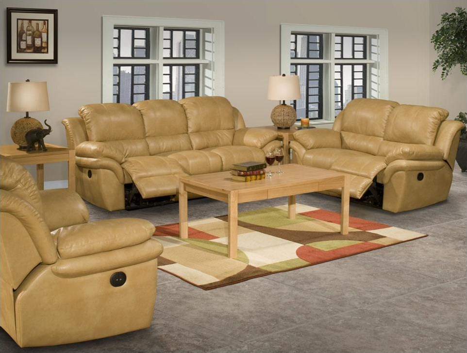 Shown with Loveseat, Recliner, End Table, and Cocktail Table