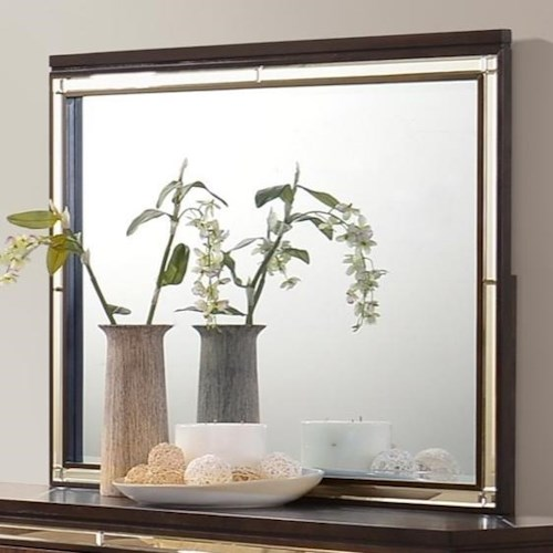 New Classic Claire Rectangular Mirror with Built-in Lighting