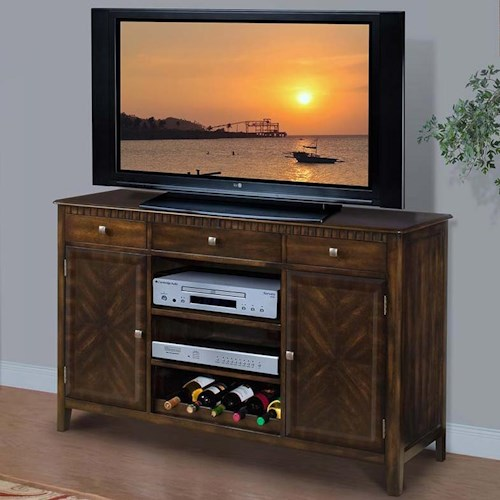 New Classic Edgemont Entertainment Console