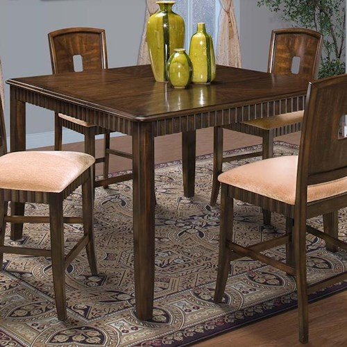 New Classic Edgemont Counter Dining Table