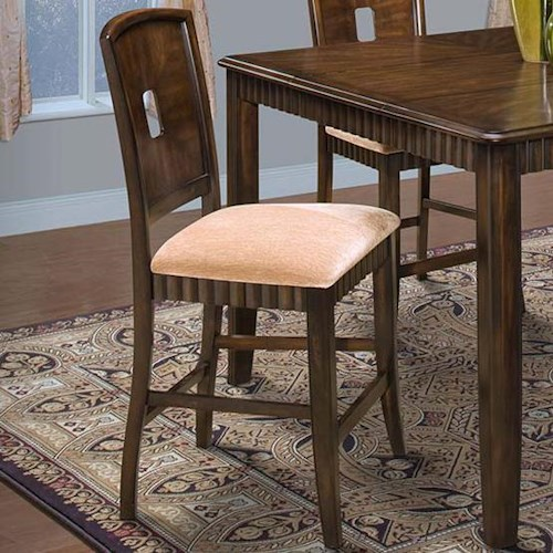 New Classic Edgemont Counter Dining Chairs