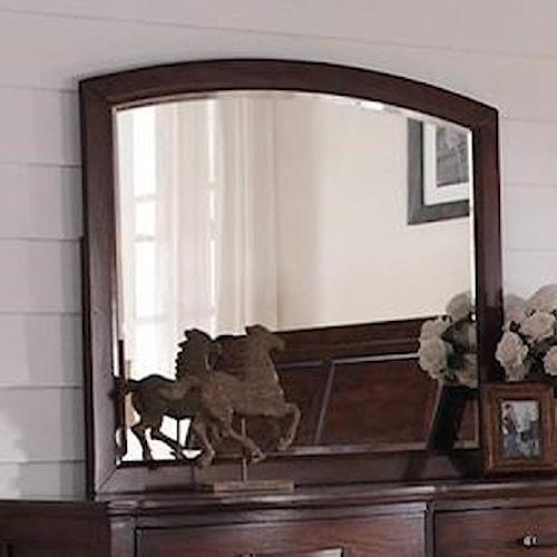 New Classic La Jolla Arched Dresser Mirror