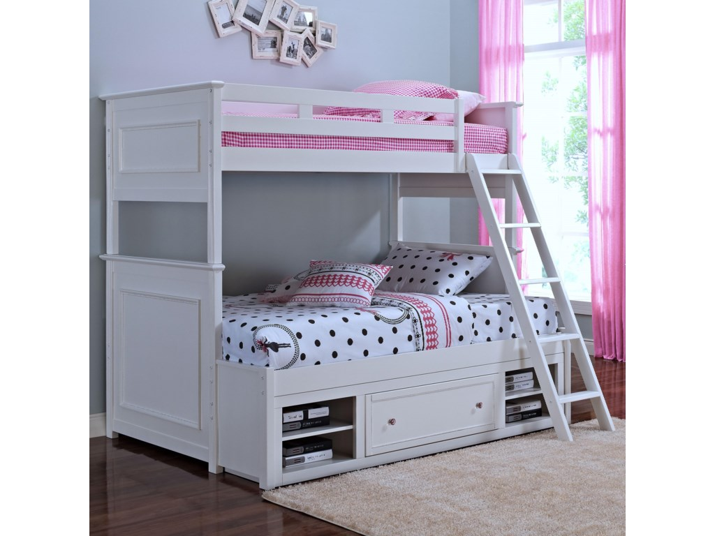 Bunkbed Shown May Not Represent Exact Size Indicated