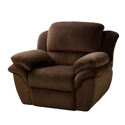 New Classic Pebble Recliner