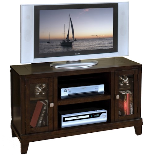 New Classic Sanibel  Two-Door TV Entertainment Console
