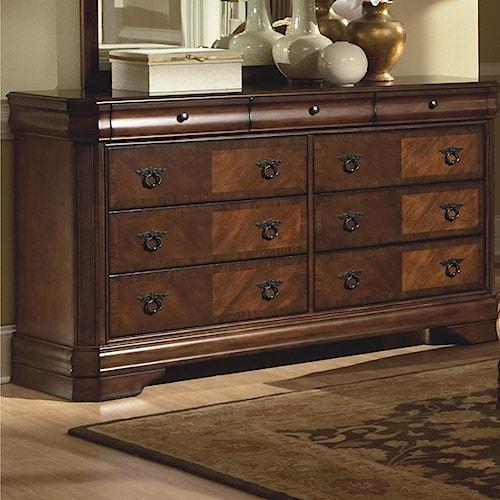 New Classic Sheridan Drawer Dresser