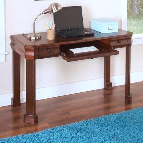 New Classic Sheridan Youth Desk with Roll-Out Keyboard Tray