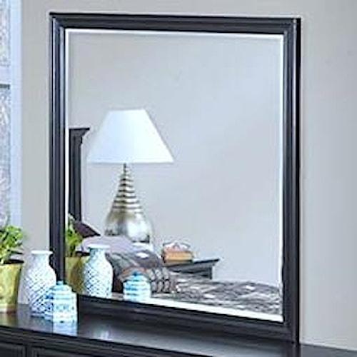New Classic Tamarack Square Dresser Mirror