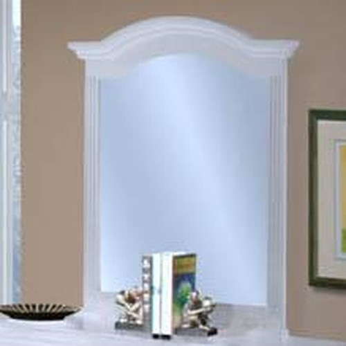 New Classic Victoria Youth Vertical  Arched Mirror