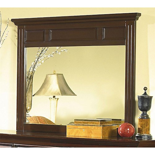 New Classic Drayton Hall Landscape Mirror