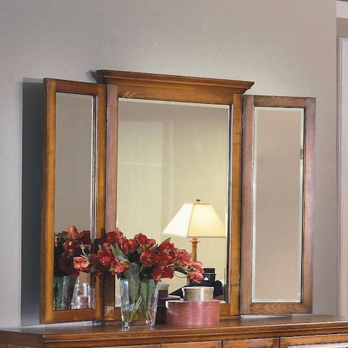 New Classic Honey Creek Folding Wing Mirror