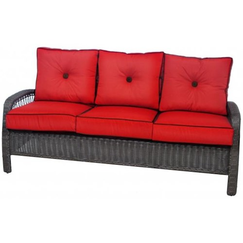 NorthCape International Beacon 889 Outdoor Sofa