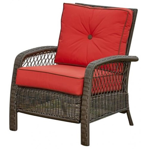 NorthCape International Beacon 889 Outdoor Lounge Chair