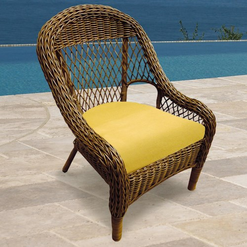 NorthCape International Berkshire Outdoor Dining Arm Chair