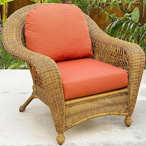 Clearance Furniture Pittsburgh: NorthCape International Charleston Wicker Chair