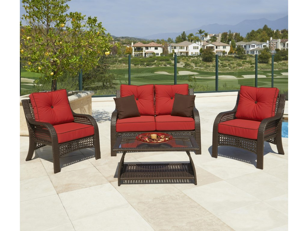 NorthCape International Olindes Furniture Baton Rouge And - North cape outdoor furniture