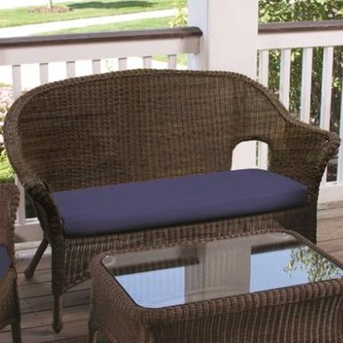 NorthCape International Darby Loveseat with Cushioned Seat