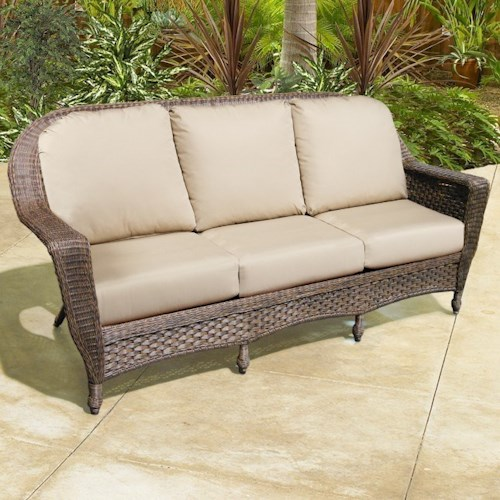 NorthCape International Georgetown NC Outdoor Sofa
