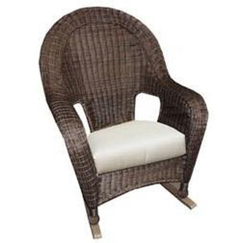 NorthCape International Wyndham Casual High Back Rocker with Removable Cushion