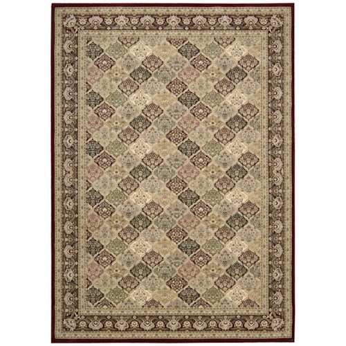 Nourison Antiquities Area Rug 5'3
