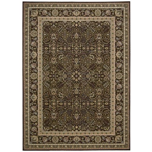 Nourison Antiquities Area Rug 3'9