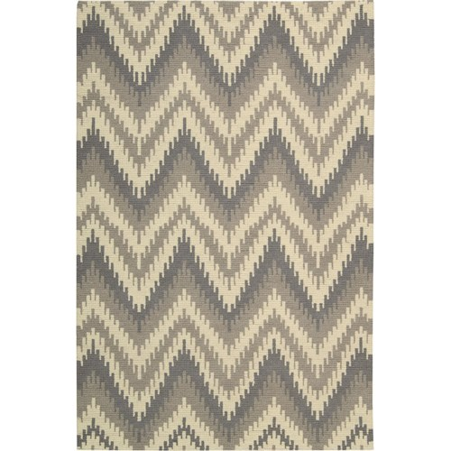 Nourison Barclay Butera Lifestyle - Prism 4' x 6' Sand Dune Area Rug