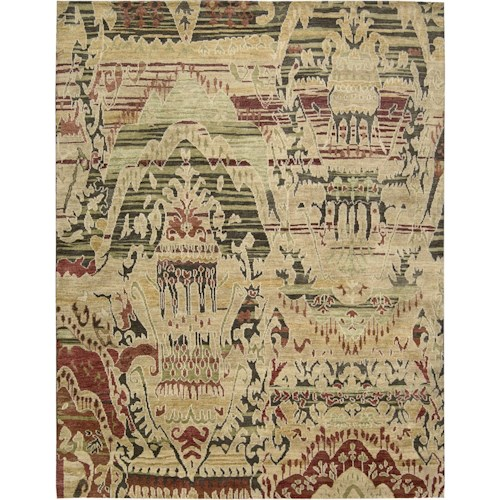 Nourison Dune 12' x 15' Earth Area Rug