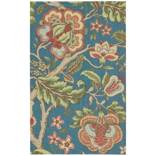 Nourison Global Awakening Area Rug 4' X 6'