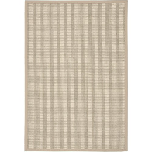 Nourison Kathy Ireland Home presents Seascape 4' x 6' Shell Area Rug
