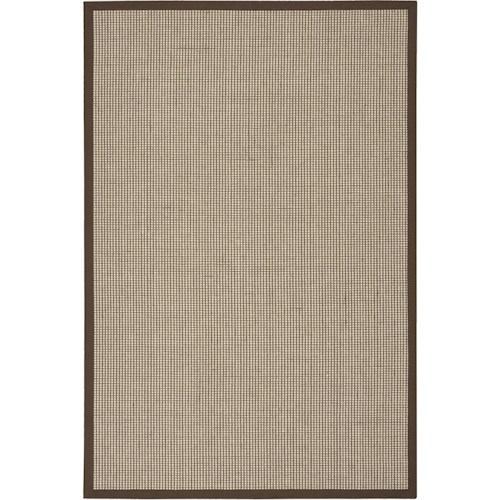 Nourison Kathy Ireland Home presents Seascape 8' x 10' Nautilus Area Rug
