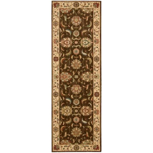 Nourison Living Treasures Area Rug 2'6
