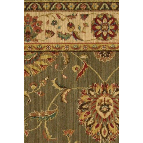 Nourison Living Treasures Area Rug 5'6