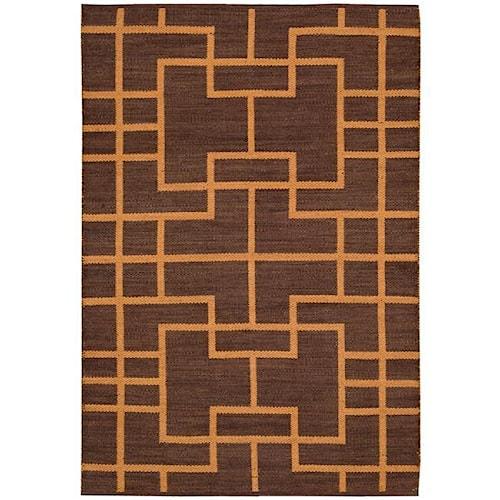 Nourison Maze Area Rug 2'3